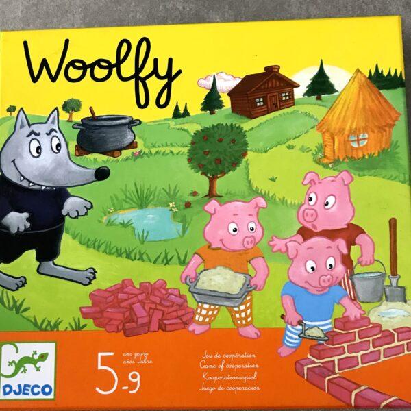 """""""Woolfy"""" – gra rozwijająca umiejętność współpracy."""