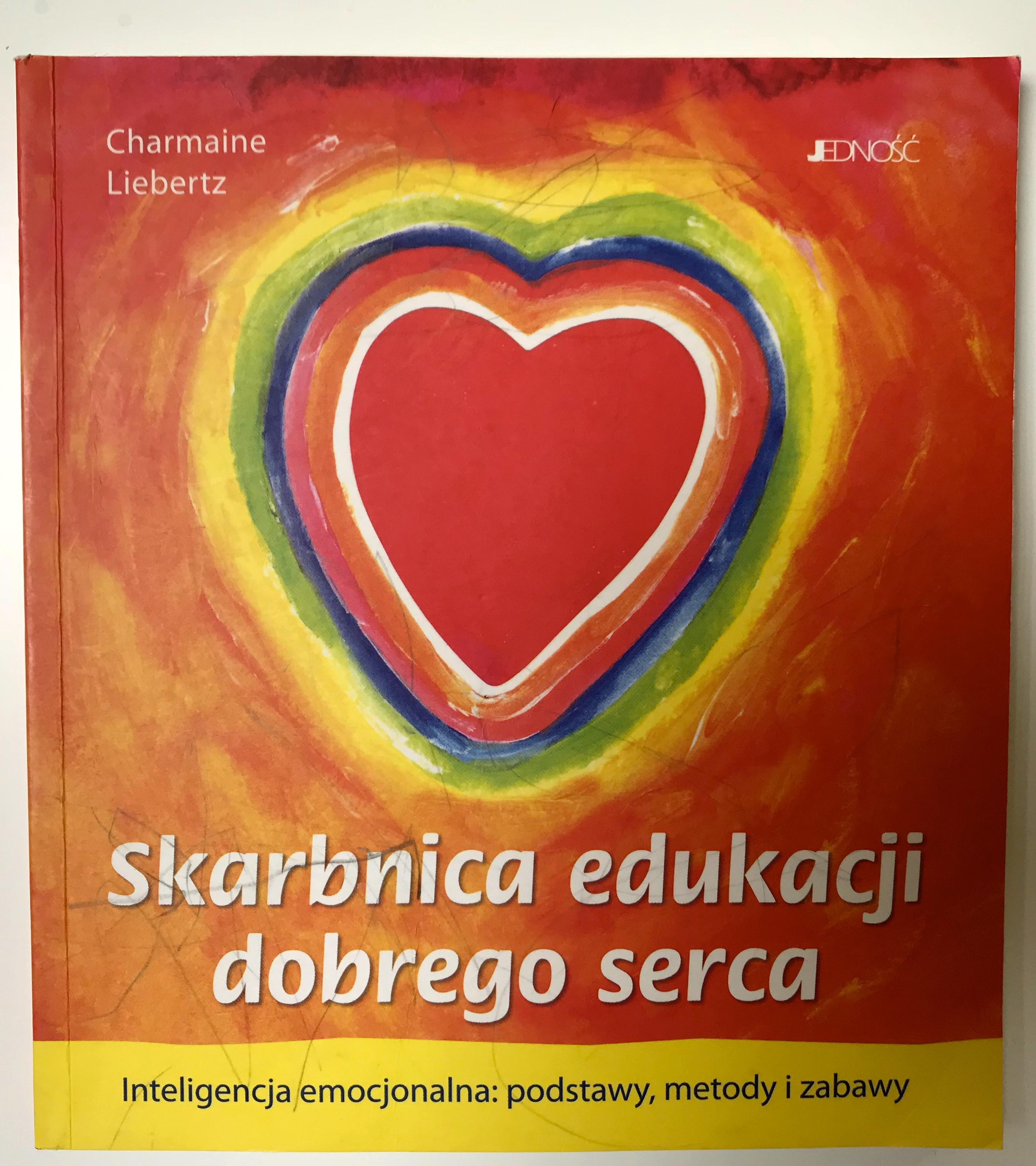 Skarbnica edukacji dobrego serca – mała książka o dużym potencjale.