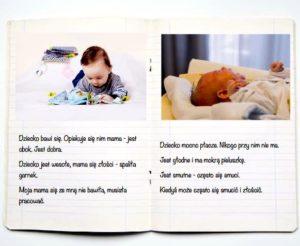 Książka mojego życia – materiał do pracy z dziećmi.