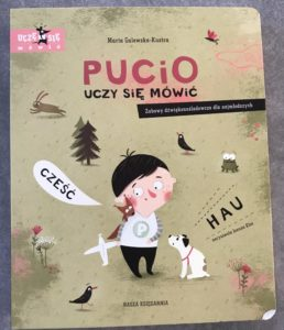 """Pucio"" – książka dla Maluchów :)"
