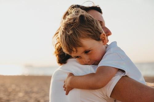 """"""" Mamo! Nie zostawiaj mnie!"""", czyli lęk separacyjny u dziecka."""