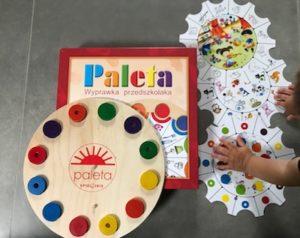 Paleta – Wyprawka przedszkolaka.